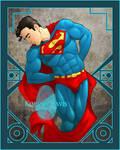 Stumptown Superman