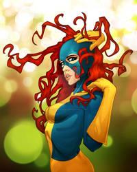 Marvel Girl by Kimballgray
