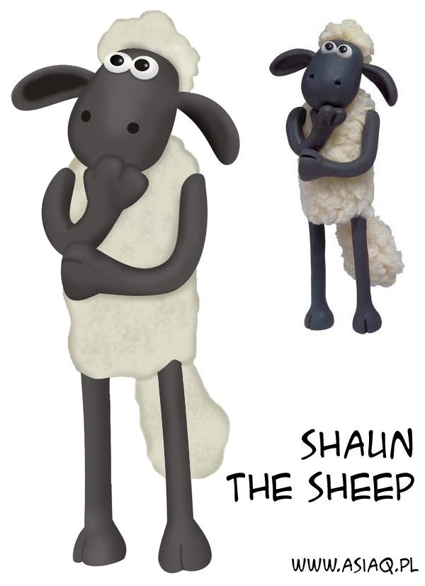 Shaun the sheep by asiaq Shaun The Sheep Sweater
