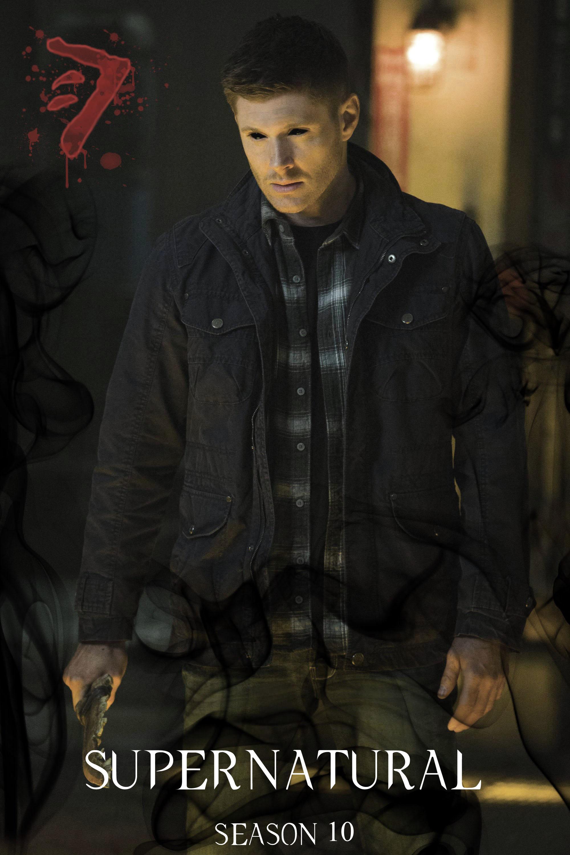Supernatural season 10 Poster (Dean) by deanwinchester1990 ...