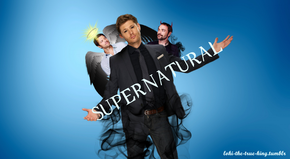 Supernatural Season 10 Wallpaper humor by deanwinchester1990