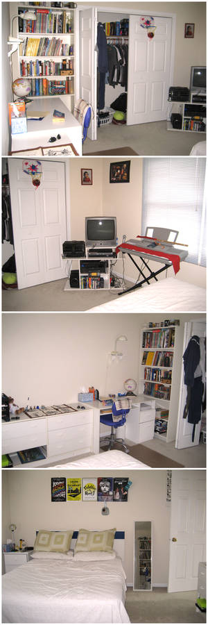 My Room - August 3rd, 2008