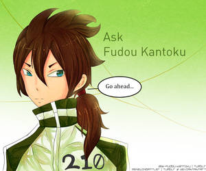 Ask Fudou Kantoku   Inazuma Eleven