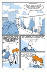 Comic Page 1 by JakeKalsbeek