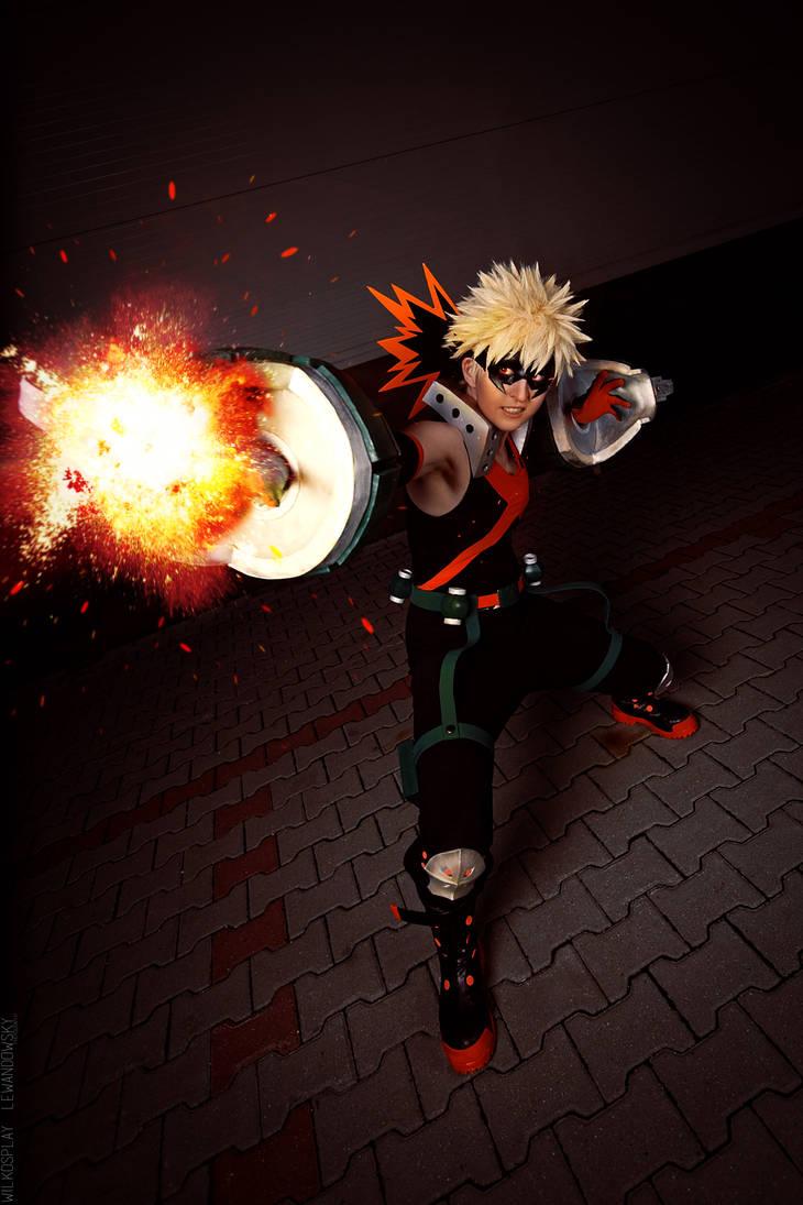 King of Explosions !!! by Wilkoak