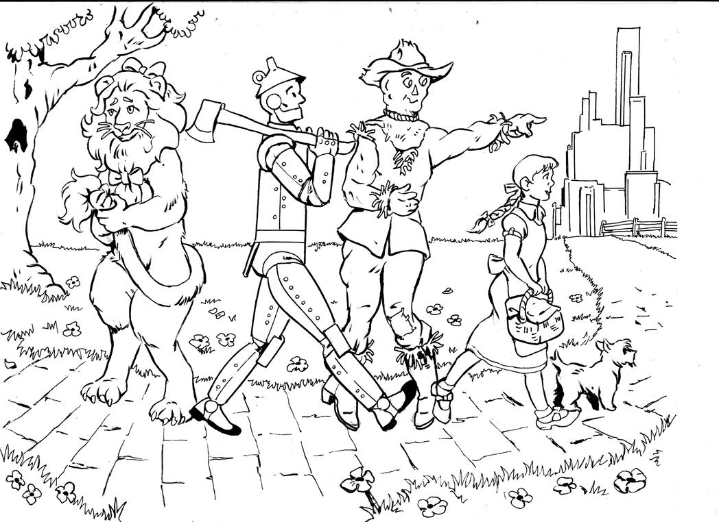 Oz by EdGarcia