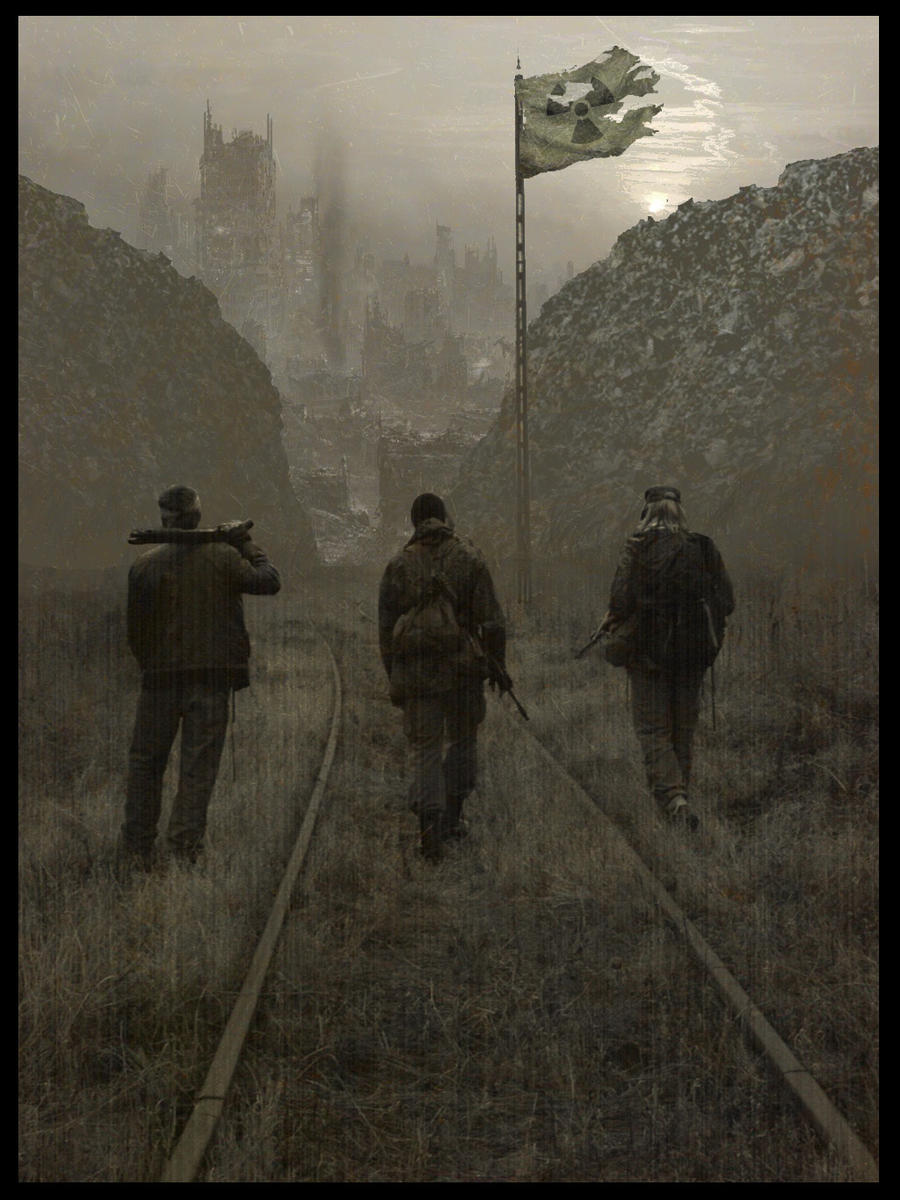 """""""Long Way"""" by Ogurki. by Badnewsonradio"""