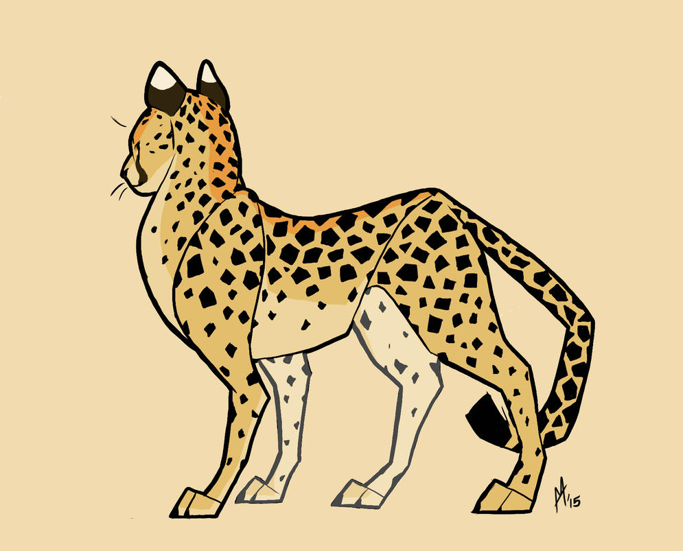 Cheetah by AzzWrath