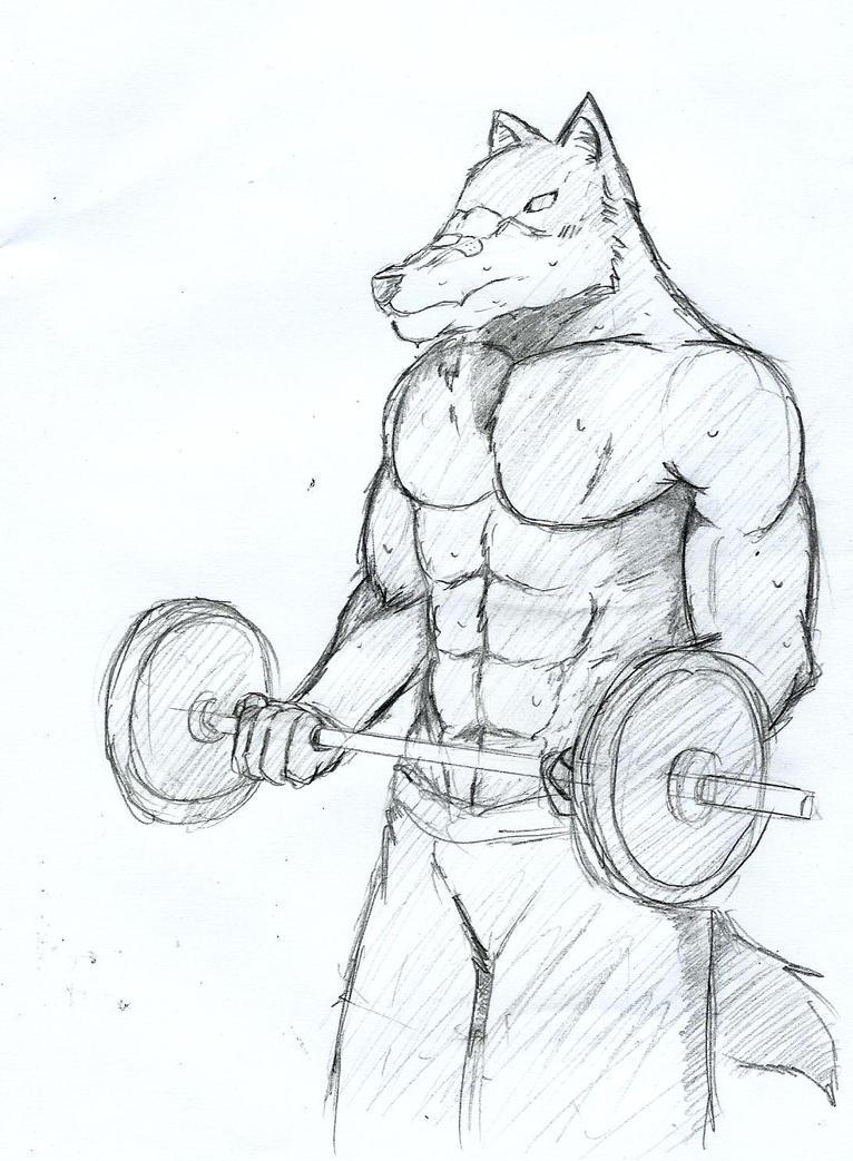 Fitness Nik by GingaTokkyu