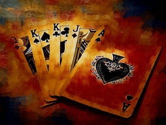 Games People Play-Poker by insaneone