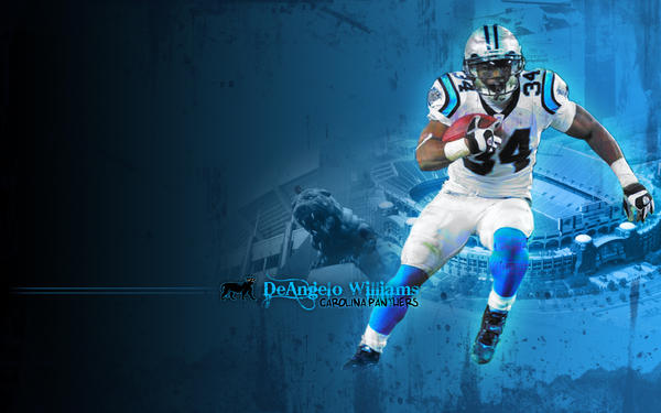 Carolina panthers wallpaper by cardiaccat on deviantart - Carolina panthers mobile wallpaper ...