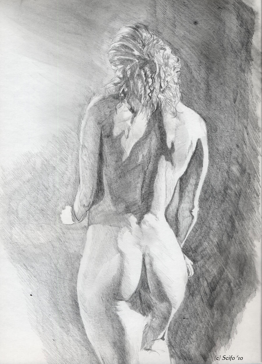 Nude fuck arts drawn by pencil sexy young girl