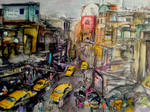 Bombay streetview by scifo
