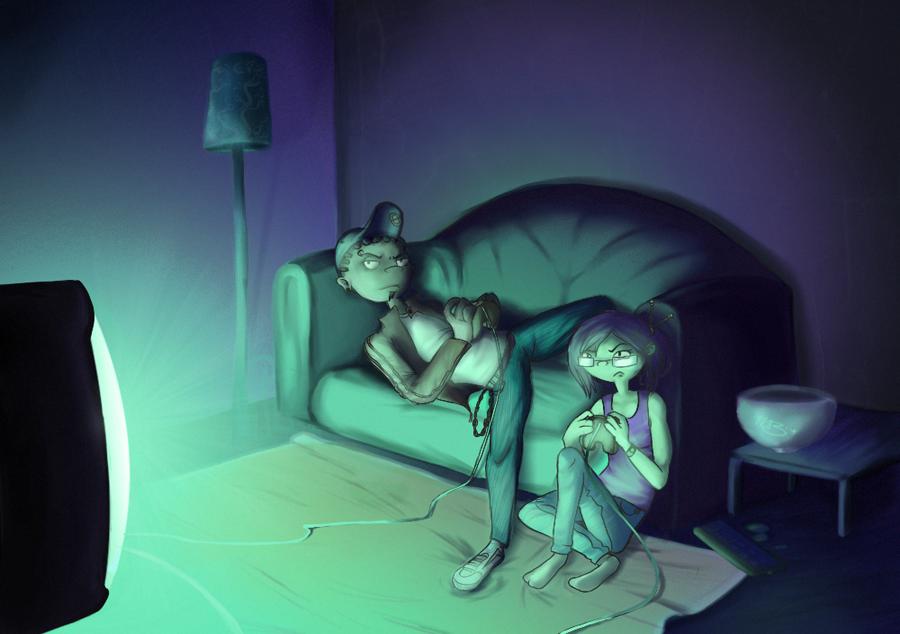 Multiplayer by Aaerowyn