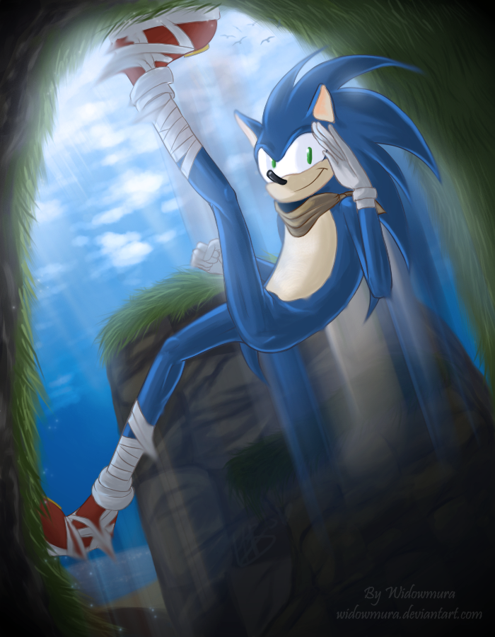 GOTTA GO FAST by Widowmura