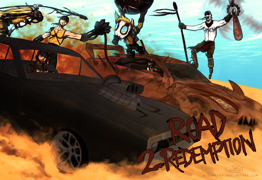 Road 2 Redemption by Widowmura