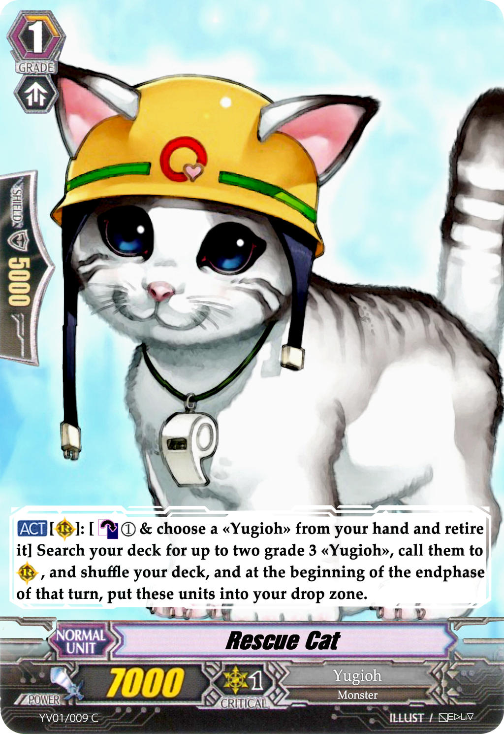 Yugioh Rescue Cat Images & Pictures - Becuo
