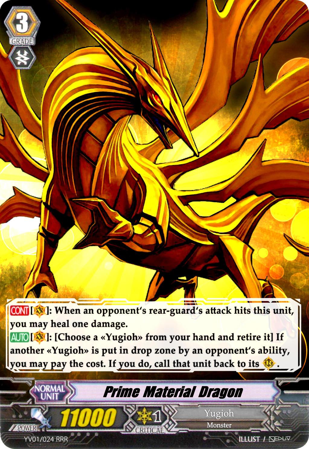 prime material dragon vanguard card by nedliv on deviantart