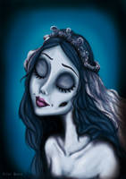 Corpse Bride by Nayruyami