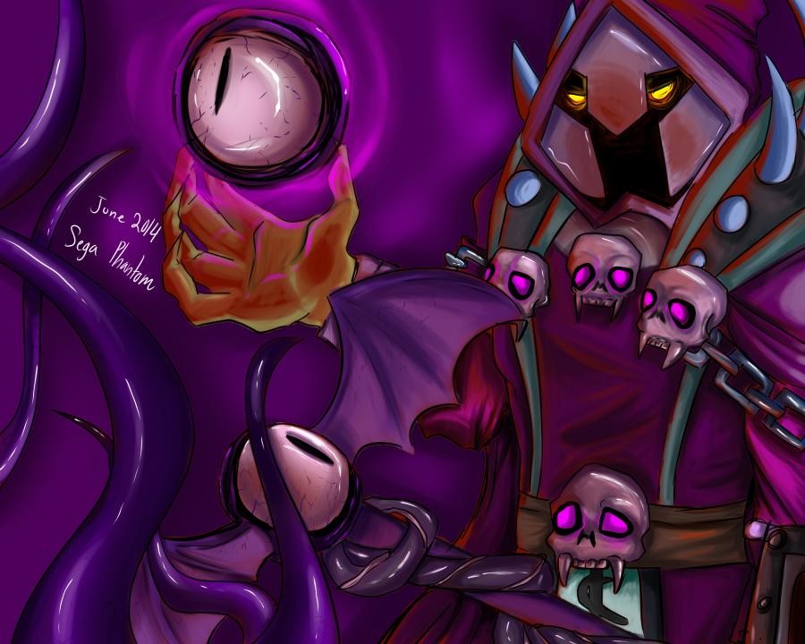 Escherion! by MilitiatheHedgehog