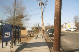 The Sidewalk to Everywhere by Vigorousjammer