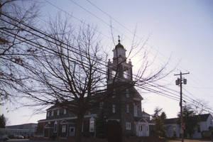 Electric Church 2 by Vigorousjammer