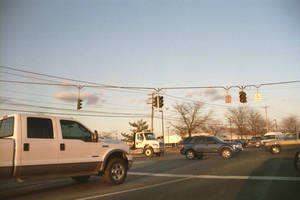Traffic Never Stops by Vigorousjammer