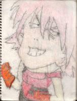 Haruko Likes to Make Odd Faces by Vigorousjammer