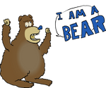 He is a Bear by Vigorousjammer