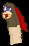 No, This really IS a Monkey Superhero, Kids! by Vigorousjammer