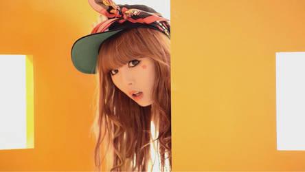 4MINUTE's Hyuna | Wallpaper by Imjazzygail