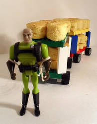 Lex Luthor and Those 40 Cakes