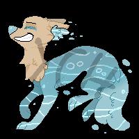 waterdog YCH auction by sarcastiic