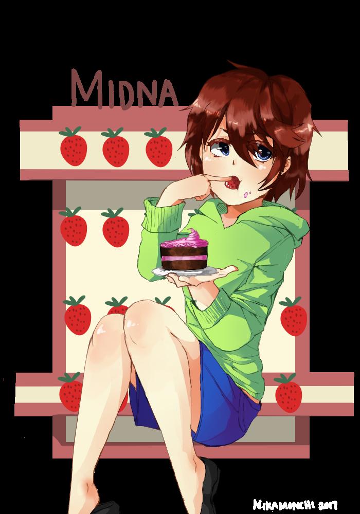 Midna by Nikamonchi