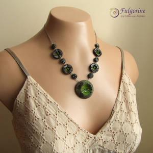 Sheepscape necklace