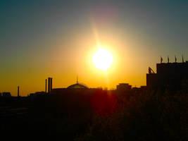 Sundown by Molekuele