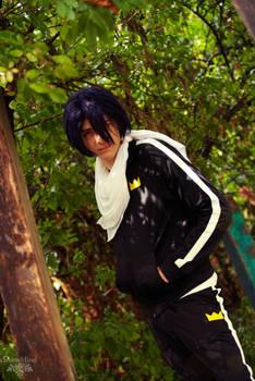 Yato (Noragami) - Angry