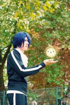 Yato (Noragami) - Finding Yukine