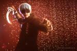9S (NieR: Automata) - Blood Rain by Snowblind-Cosplay