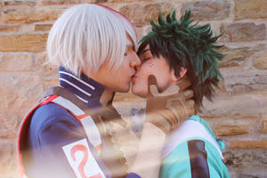 My Hero Academia - TODODEKU / I'm here by Snowblind-Cosplay