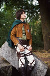 Eren (Attack on Titan) - Hope for a change by Snowblind-Cosplay