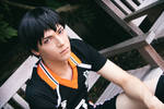 Kageyama (Haikyu!!) - That's my normal face by Snowblind-Cosplay
