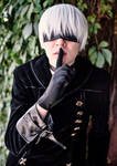9S (NieR: Automata) - Our secret by Snowblind-Cosplay