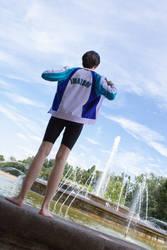 Haruka Nanase (Free!) - Let's go swimming