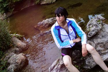 Haruka Nanase (Free!) - Waiting for summer