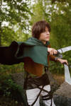 Eren (Attack on Titan) - Be tough by Snowblind-Cosplay