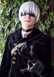 9S (NieR: Automata) - Summer Android