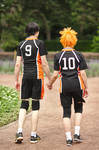 Kagehina (Haikyuu) - Not let you go by Snowblind-Cosplay