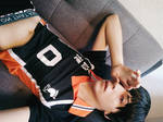 Kageyama (Haikyu!!) - Sleepy by Snowblind-Cosplay