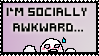 I'm Socially Awkward by CMSensei